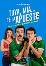 LA PENA MAXIMA Aka: Tuya, mia... te la apuesto Aka: Penalty Kick (2018) afişi