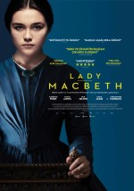 Lady Macbeth (2016) afişi