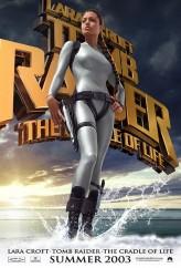 Lara Croft Tomb Raider: Yaşamın Kaynağı (2003) afişi
