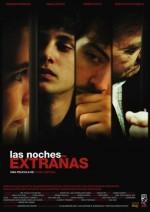 Las noches extrañas (2009) afişi
