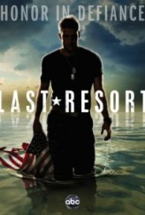 Last Resort Sezon 1 (2012) afişi