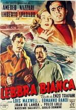 Lebbra bianca (1951) afişi