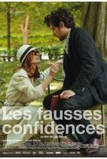 Les Fausses Confidences (2016) afişi