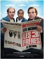 Les trois frères, le retour (2014) afişi