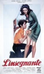 L'insegnante (1975) afişi