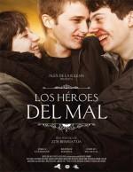 Los Héroes Del Mal (2015) afişi