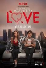 Love (2016) afişi
