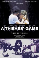 Love Is a Thieves' Game (2011) afişi