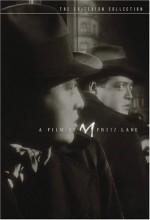 M (1931) afişi