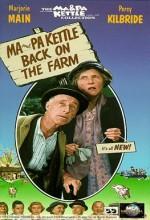 Ma And Pa Kettle Back On The Farm (1951) afişi