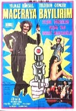 Maceraya Bayılırım (1973) afişi