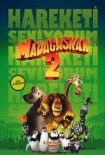 Madagaskar 2 (2008) afişi
