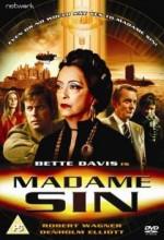 Madame Sin (1972) afişi