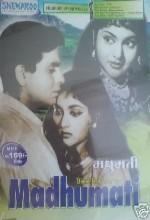 Madhumati (1958) afişi