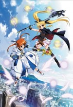 Magical Girl Lyrical Nanoha: The 1st Movie (2011) afişi