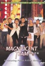 Magnificent Team (1998) afişi