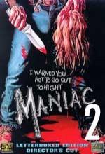 Maniac 2: Mr. Robbie