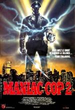Maniac Cop 2 (1990) afişi