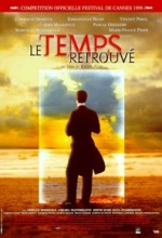 Marcel Proust's Time Regained (1999) afişi
