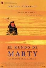 Marty'nin Dünyası (1999) afişi