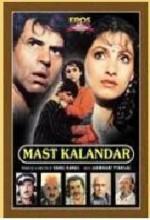 Mast Kalandar (1991) afişi