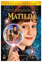 Matilda (1996) afişi