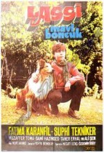 Mavi Boncuk Lassi (1971) afişi