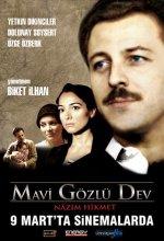 Mavi Gözlü Dev: Nazım Hikmet (2007) afişi