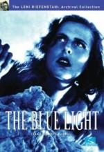 Mavi Işık (1932) afişi