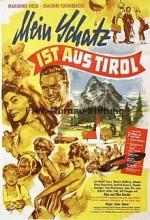 Mein Schatz Ist Aus Tirol (1958) afişi