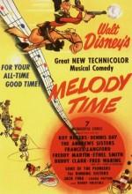 Melody Time (1948) afişi