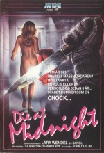 Midnight Ripper (1986) afişi