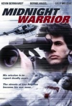 Midnight Warrior (1989) afişi