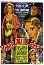 Minuit... Quai De Bercy (1953) afişi