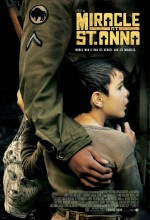Miracle At St. Anna (2008) afişi