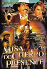 Misa De Cuerpo Presente (1993) afişi