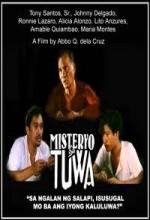 Misteryo Sa Tuwa (1984) afişi