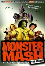 Monster Mash: The Movie (1995) afişi