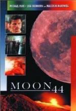 Moon 44 (1990) afişi