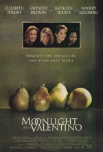 Moonlight And Valentino (1995) afişi
