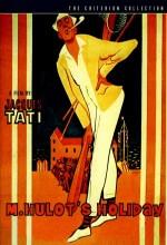 Les vacances de Monsieur Hulot (1953) afişi