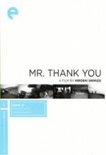 Mr. Thank You (1936) afişi