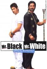 Mr. White Mr. Black (2008) afişi