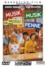 Musik, Musik - Da Wackelt Die Penne (1970) afişi