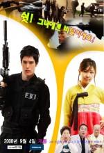 Sevgilim FBI Ajanı (2008) afişi