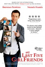 My Last Five Girlfriends (2009) afişi