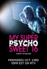 My Super Psycho Sweet 16 (2009) afişi