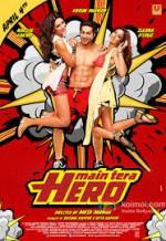 Main Tera Hero (2014) afişi