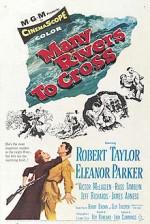 Many Rivers To Cross (1955) afişi
