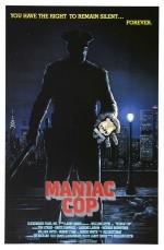 Manyak Polis (1988) afişi